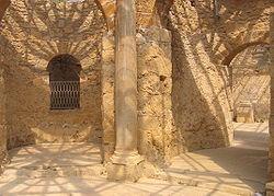 Frigidário da Villa del Casale, Sicília - Itália