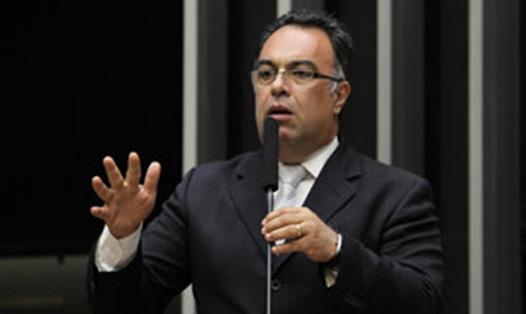 André Vargas recuperou antiga pauta do PT. Foto: Estadão/Conteúdo.