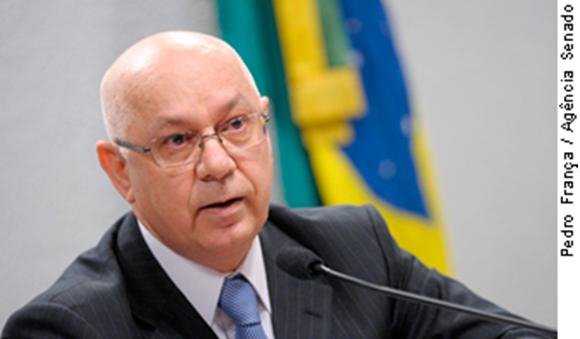 Ministro Teori Zavascki – 11º Ministro do STF. A ânsia.
