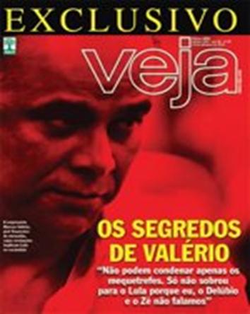 Capa da revista Veja