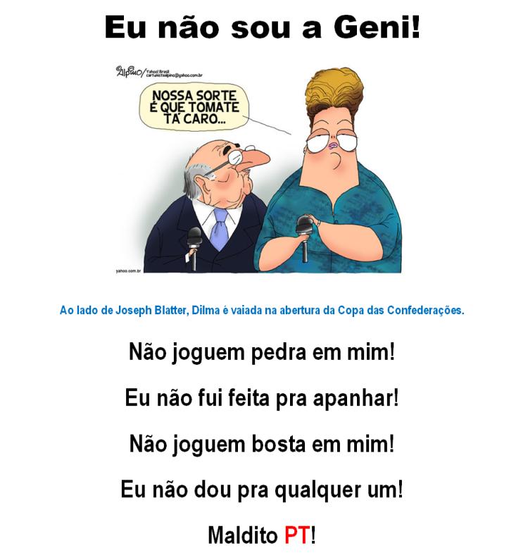 Dilma Vaiada